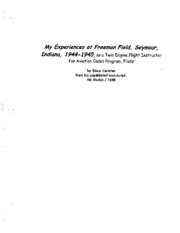 My Experiences at Freeman Field, Seymour, IN chapter only (1).pdf