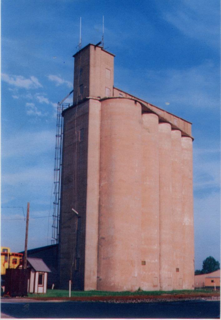 Blish Mill Stacks - Seymour, In