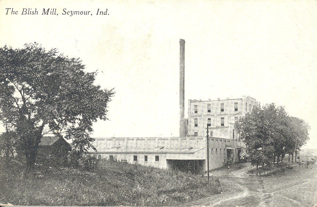 The Blish Mill, Seymour, In
