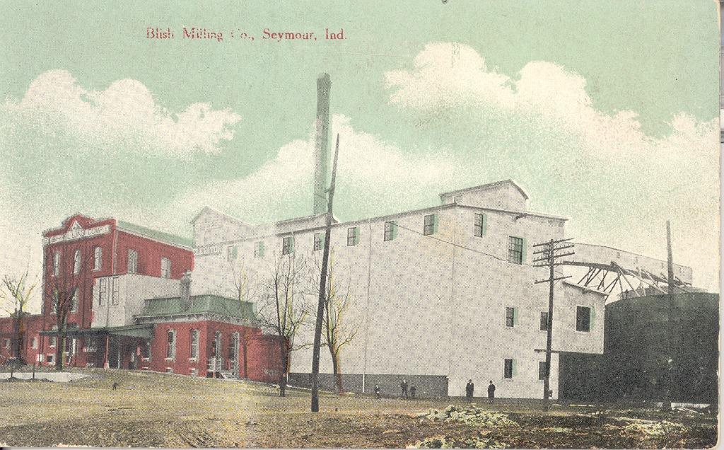 Blish Mill Co., Seymour, In T.R. Carter, Seymour, In