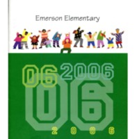 Emerson Elementary Yearbook 2005-06