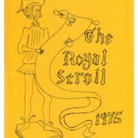 The Royal Scroll 1975