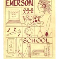 Emerson School 1991-1992