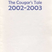 The Cougar's Tale 2002-2003