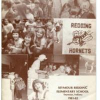Seymour Redding Elementary School 1981-1982