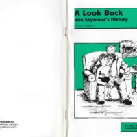A Look Back into Seymour's History:  Volume 9 Number 1