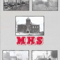 Medora High School Yearbook 2011