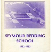 Seymour Redding School 1982-1983