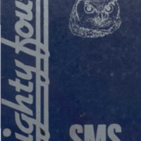 Seymour Middle School yearbook 1984