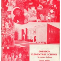 Emerson Elementary School Yearbook 1979-1980
