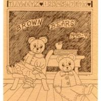 Margaret R. Brown Elementary School Yearbook 1990-1991