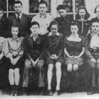 Vallonia Freshman Class, 1939-1940