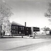 Medora School in 2001