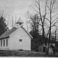 Starve Hollow School, Driftwood Township
