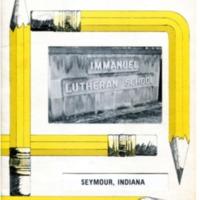 Immanuel Lutheran School 1982-1983