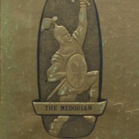 Medora High School Yearbook 1948-1949