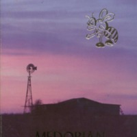 Medora High School Yearbook 1984-1985