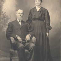 Fredrick and Doris Kasting