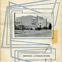Immanuel Lutheran School Yearbook 1974-1975