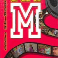 Medora High School Yearbook 2008-2009