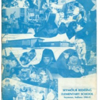 Seymour Redding Elementary School Yearbook 1980-1981