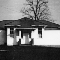 Houston or Maumee School. - from Winfred (Bud) Cornett, bw 4.68x2.96
