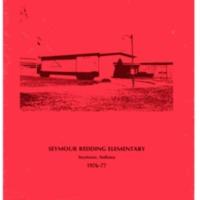 Seymour Redding Elementary School Yearbook 1976-77