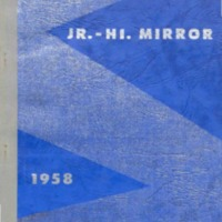 Jr.-Hi. Mirror 1958