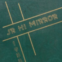 Jr Hi Mirror 1955