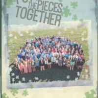 Trinity Lutheran High School Yearbook 2014