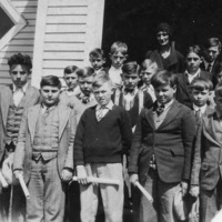 Freetown School, Class of 1933, Student Picture