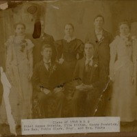 Brownstown High School Class of 1898