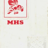 Medora High School Yearbook 1987-1988