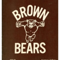 Brown Elementary Brown Bears 1979-80