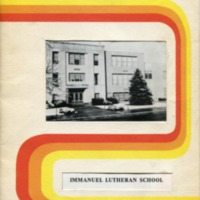 Immanuel Lutheran School Yearbook 1976-1977