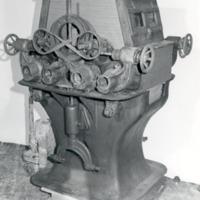Allis-Gray 9x18 Roll Stand
