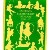 Emerson Elementary Yearbook 1996-1997