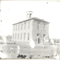 Early school - from Jackson County Historical Society