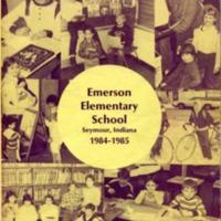 Emerson Elementary School 1984-1985