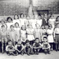 Medora School 1934, School Pictures