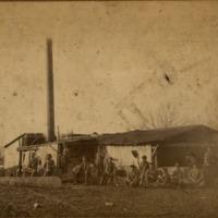 J.C. Cunningham Saw Mill Ewing