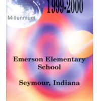 Emerson Elementary Yearbook 1999-2000