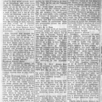Hangings in 1821 News Article