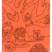 Margaret R. Brown Elementary School Yearbook 1988-1989