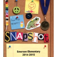 Emerson Elementary Yearbook 2014-15
