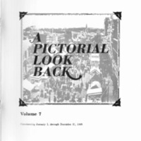 A Pictorial Look Back: Volume 7