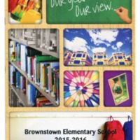 Our Year Our View... Brownstown Elementary School 2015-2016