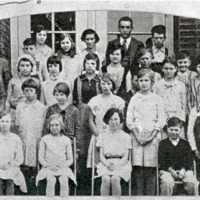 Sparksville School, Room 3, Year Unknown