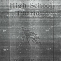 The High School Patriot - Commencement Number 1902