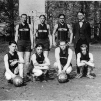 Freetown Boys Basketball Team 1925